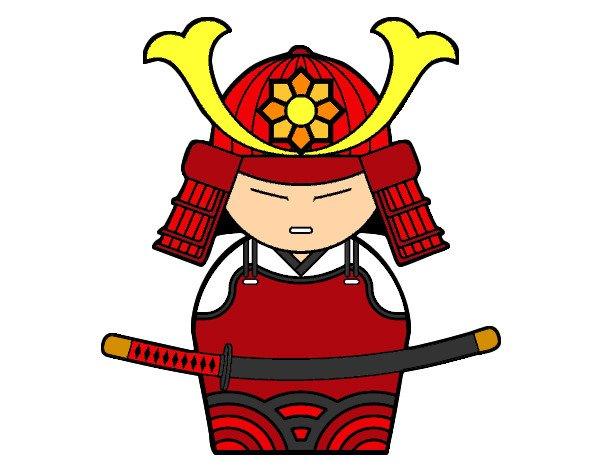 samourai-chinois-cultures-chine-colorie-par-samv-63054