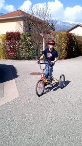 Vélo Landry